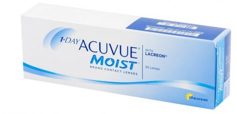 1 Day Acuvue Moist (30 lenses)