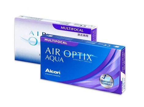 Air Optix Aqua Multifocal (6 lenses)