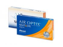 Air Optix Night & Day Aqua (6 lenses)