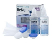 Renu MPS Sensitive Eyes Flight Pack (2x60 ml)